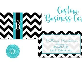 Stella and dot business cards etsy personalized calling cards business cards etsy shop cards set of 100 rodan colourmoves