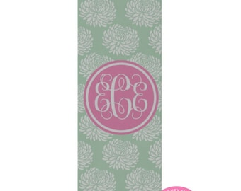 lime pink hot monogrammed mats mat yoga monogram