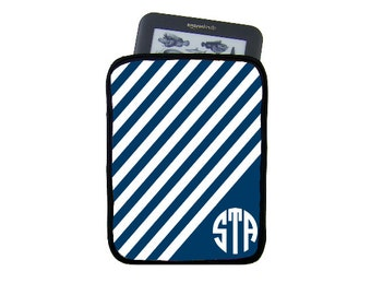 Kindle Fire or Nook Case - Kindle Cover with Monogram- Design your Own
