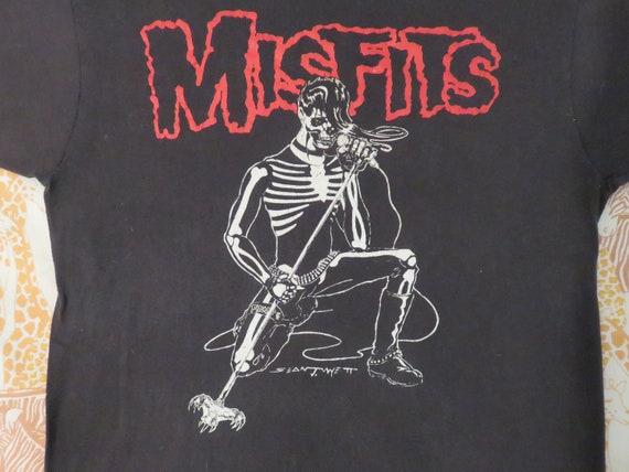 Vintage 80's MISFITS T SHIRT