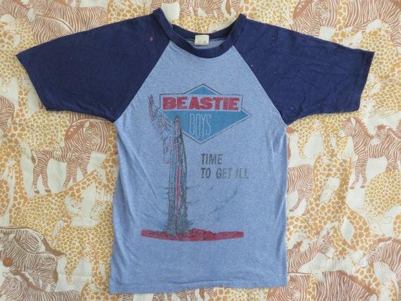 Vintage BEASTIE BOYS 80s Promo T SHIRT original te