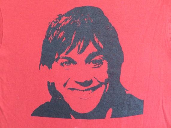 Vintage 1978 IGGY POP Promo T SHIRT original tee