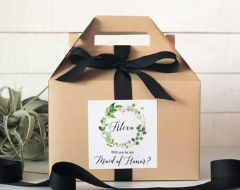 Bridesmaid Gift Boxes
