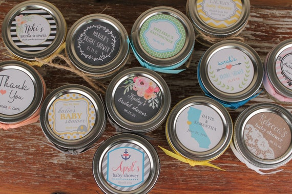 36 mason jar labels 2 inch round labels fit 4oz or 8oz etsy