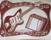 Maynard 39 s Mousetrap Guitar Pillowcase Set Amp Guitar Tube Amps Electric Guitar Guitar Solo Vintage Guitar