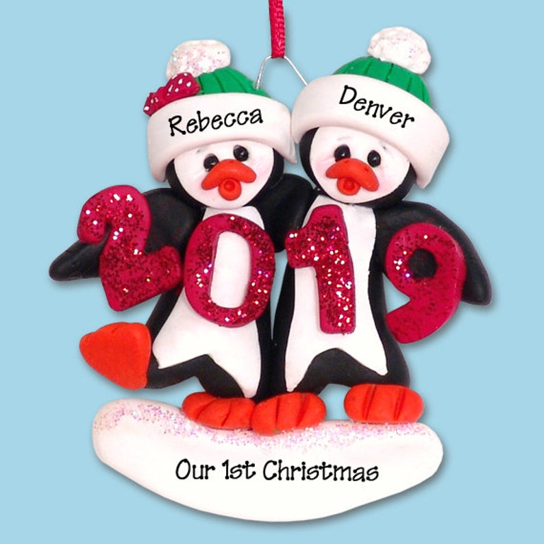 FIREPLACE w//BEAR  Personalized Family of 3 Clay Ornament Polymer Clay Deb /& Co.