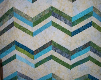 Ziggy Quilt Pattern