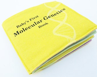 Cloth Book - Molecular Genetics