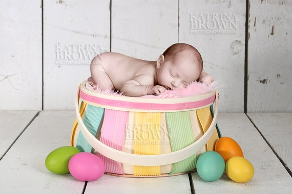 easter themed background for infant newborn photography 2 etsy