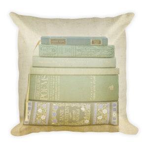 Book Pillow Cover Book Pillowcase Book