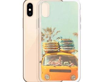 Surfing iPhone Case, Surfing Samsung Case, California iPhone Case, California Samsung Galaxy Case, Surf iPhone Case. California iPhone Case