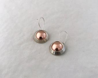 Simple Spheres Earrings