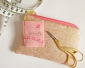 Sewing Pouch Gift Idea for crafter