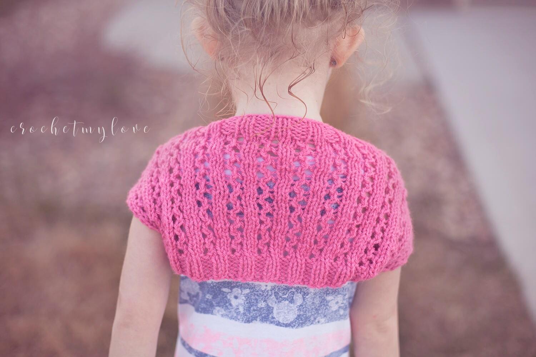 ff4e32ce1e649 Shrug knitting pattern knitting patterns bolero knit
