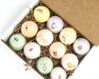 Aromatherapy Bath Bombs Gift Set Under 30