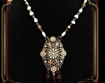 """Vintage Style  """"Colette"""" Necklace"""