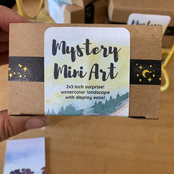 Sketch Art Mystery Box