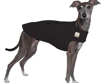 ee5a3d5e6e049 WHIPPET Tummy Warmer Fleece Dog Coat Fleece Dog Sweater   Etsy