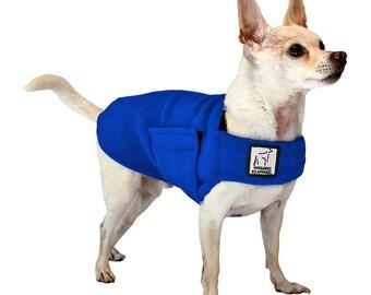 Doberman Pinscher Tummy Warmer Dog Sweater Fleece Dog Coat Etsy
