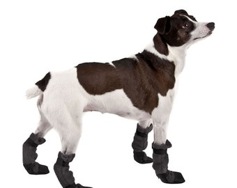 f88b9cacfe7 JACK RUSSELL Dog Booties Dog Boots Shoes for Dogs Dog