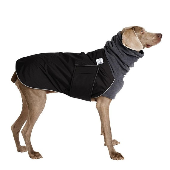 Weimaraner Winter Dog Coat Winter Coat Winter Clothes Etsy