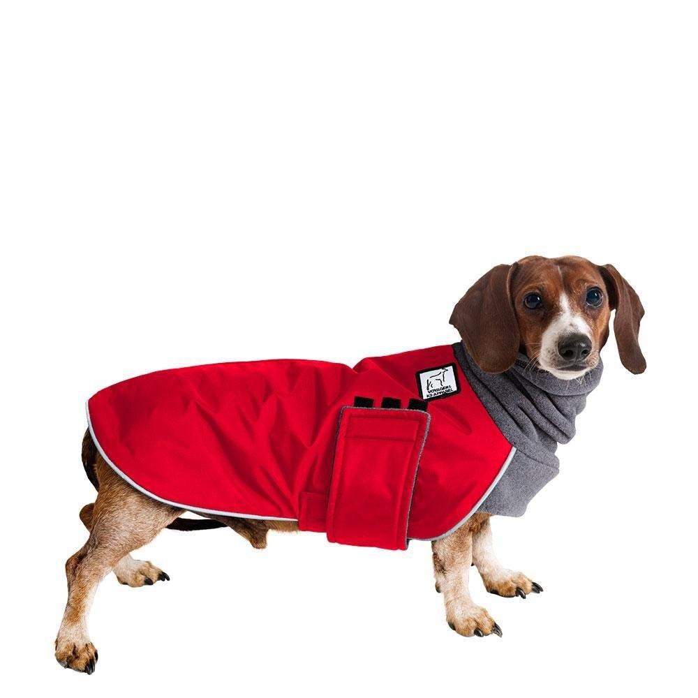 Miniature Dachshund Winter Coat Waterproof Dog Coat Dog Etsy