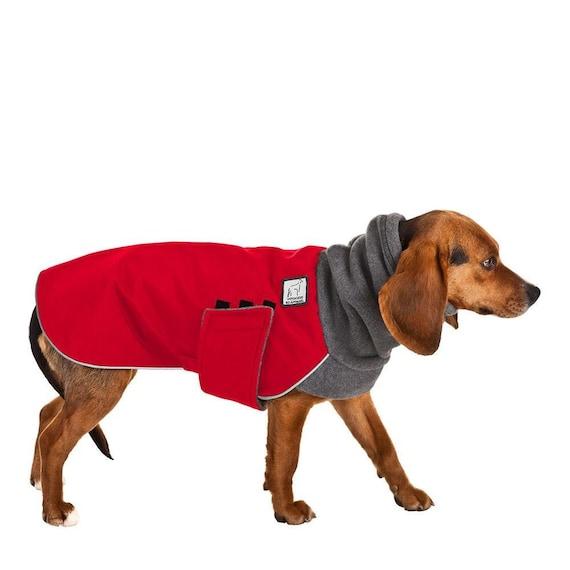 Beagle Winter Dog Coat, Best Winter Dog Coat Uk