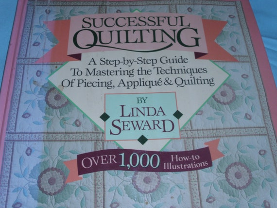 Successful quilting linda seward guide to piecing etsy
