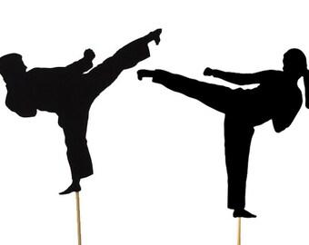 Jiu Jitsu Karate Martial Art Embroidered TKD Tae Kwon Do belt Judo