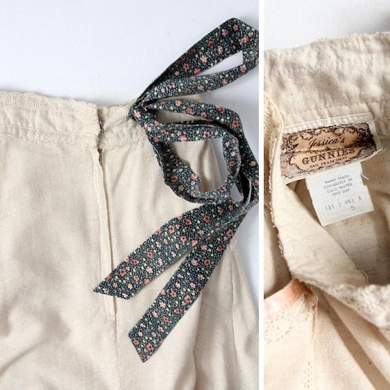 Gunne Sax skirt, vintage Jessica's Gunnies skirt,… - image 5