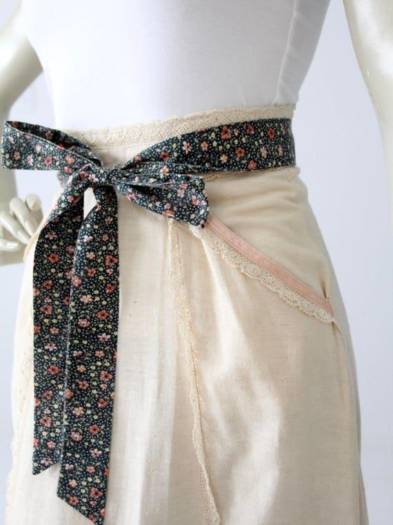 Gunne Sax skirt, vintage Jessica's Gunnies skirt,… - image 3