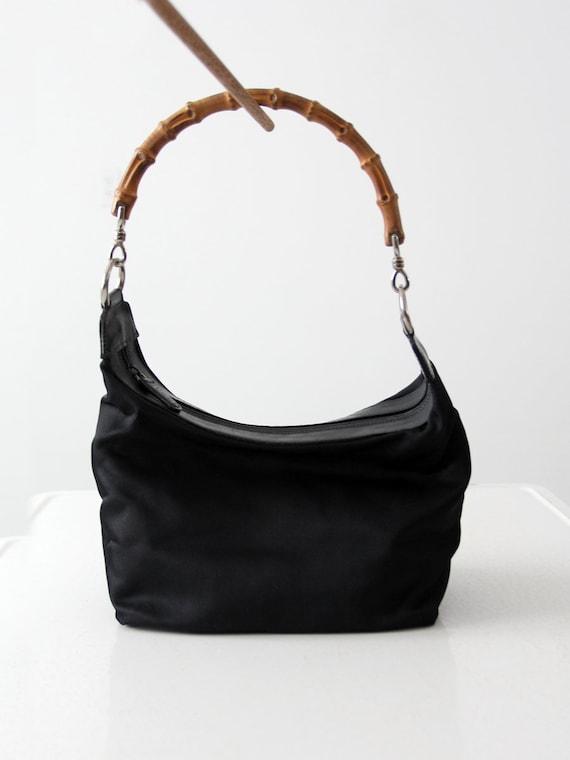 "vintage Gucci purse, Gucci ""Diana"" bamboo handle … - image 5"