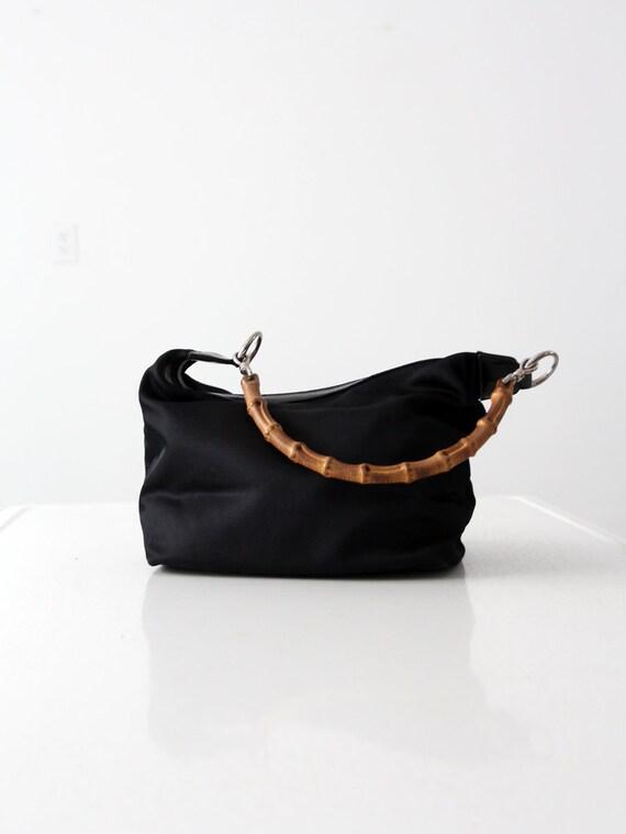 "vintage Gucci purse, Gucci ""Diana"" bamboo handle … - image 2"