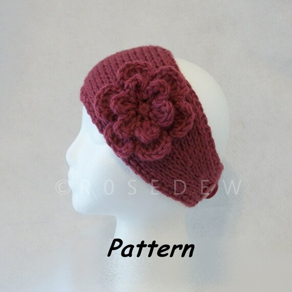 Instant Download For Pdf Crochet Pattern Simple Tunisian Etsy