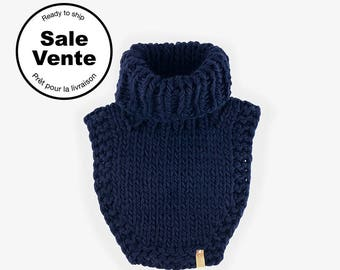 SALE  / The  Dickie vintage in Navy blue / Ready to ship