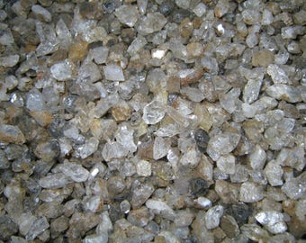 "1 lb Lot of Rough Herkimer Diamonds, 1/4""-3/4"""