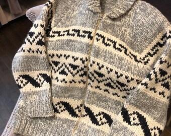 b8d1b3daa147 Cowichan sweater