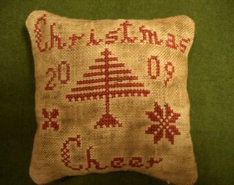 Christmas Cheer pillow