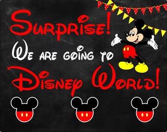 Going To Disney Etsy