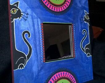 Black Cats Mirror