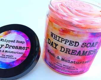 Day Dreamer Whipped Soap Blueberry Scented