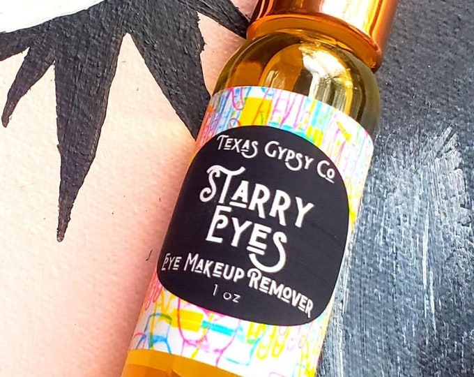 Starry Eyes Makeup Remover