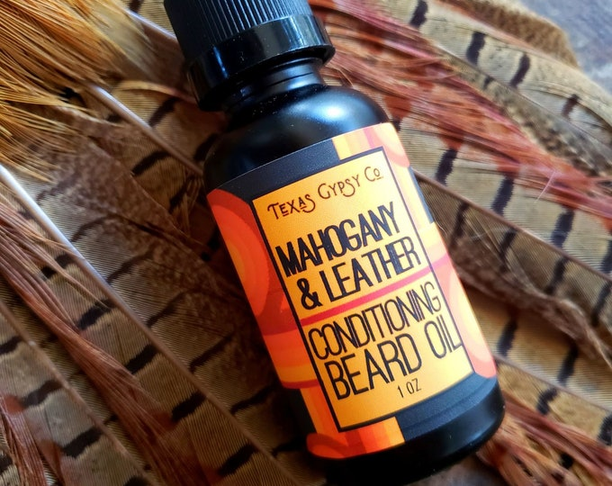 Men's Beard Oil 1oz