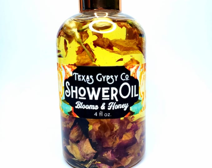 Blossoms and Honey Shower/ Bath Oil