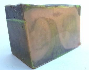 Woodland Citrus Goat Milk Soap 7 oz Bar