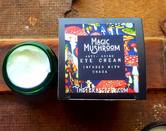 Mushroom Magic Eye Cream *Vegan*