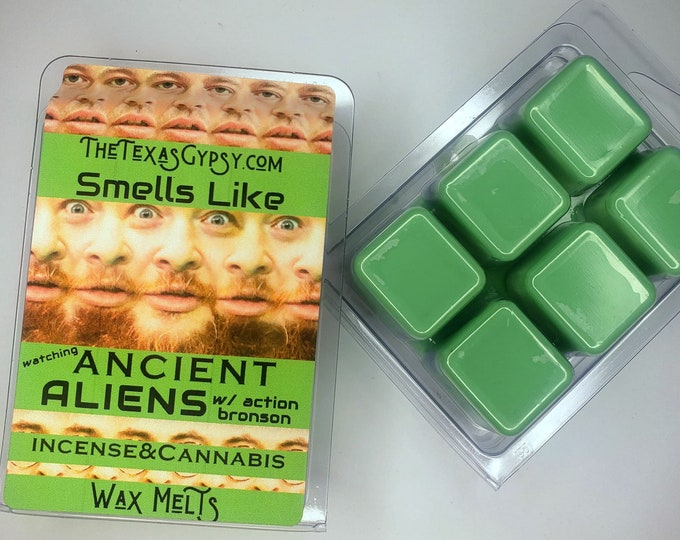 Ancient Aliens Wax Melts Tarts 3 oz