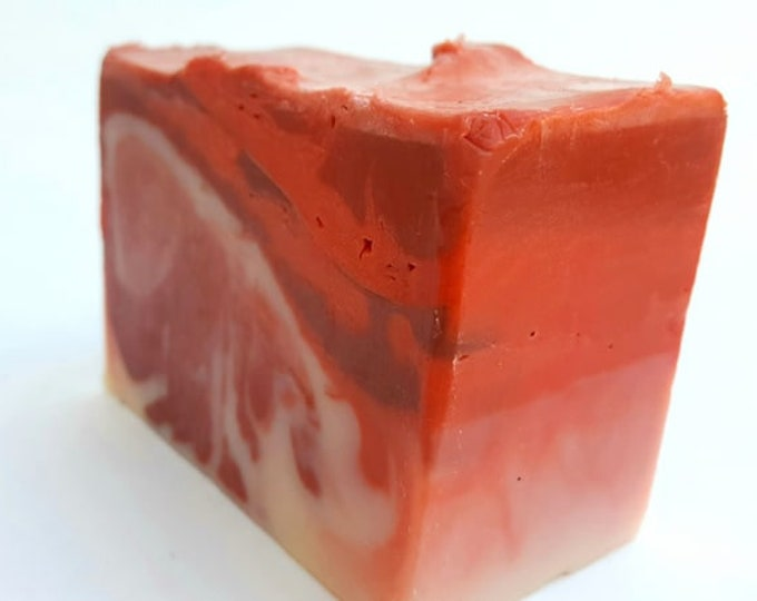 Patchouli Citrus & Clove Goat Milk Soap 7oz bar HUGE!