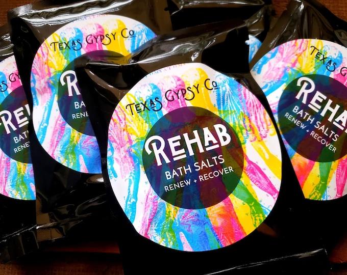 Rehab Bath Salts Renew + Recover