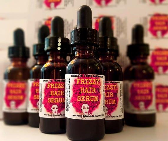 Frizzy Hair Serum Oil